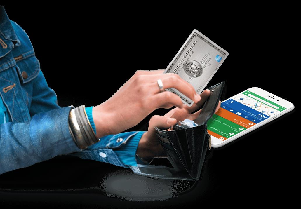 行動裝置-刷卡