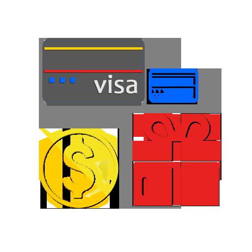 刷卡購物換現金