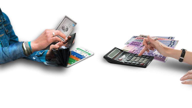 刷卡換現金借錢 方便